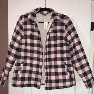 L.L. Bean Plaid Jacket/Coat